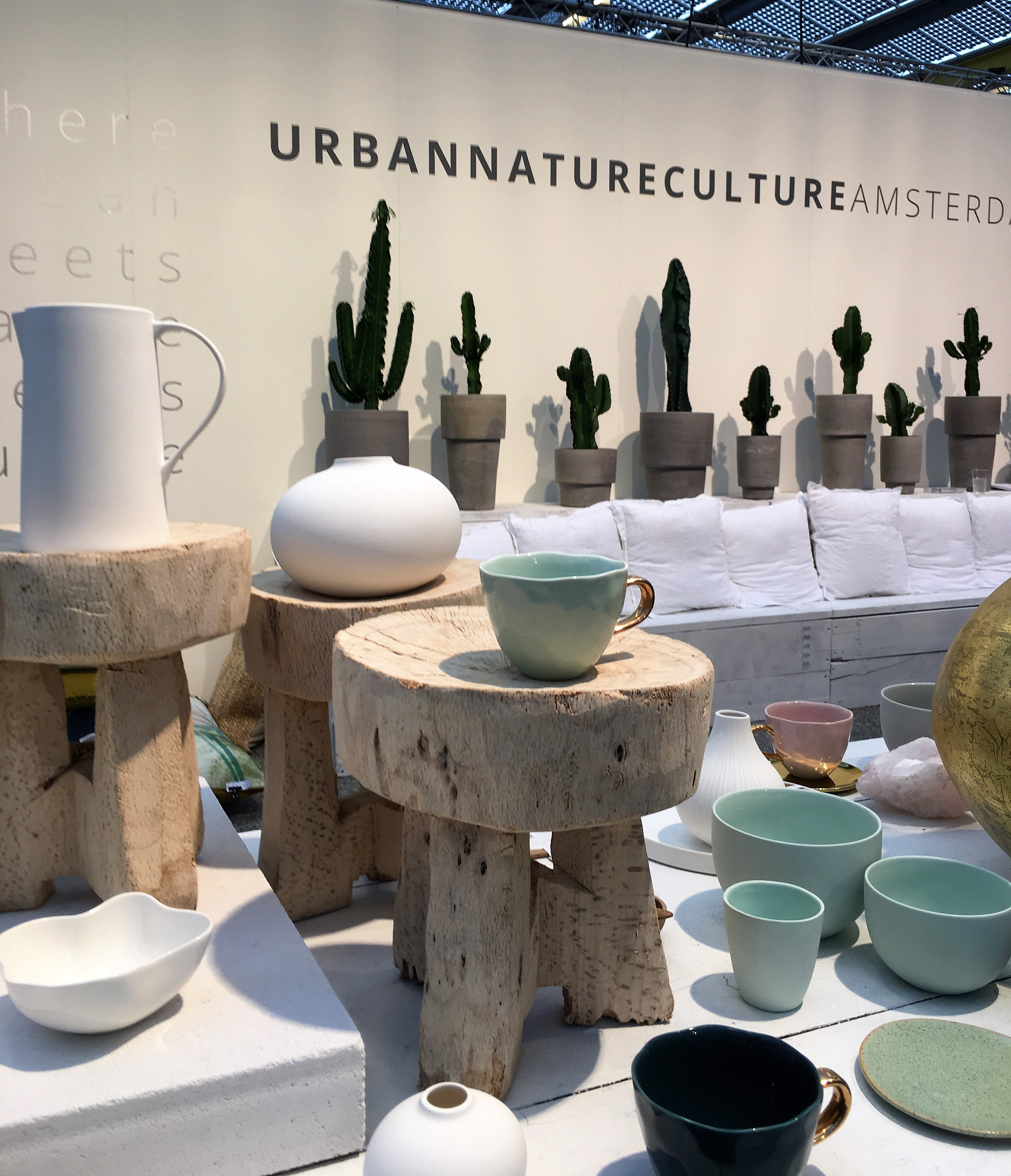 Urban Nature Culture at ShowUP 2017