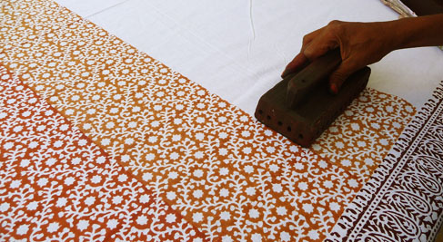 The Art of Indian Block Prints